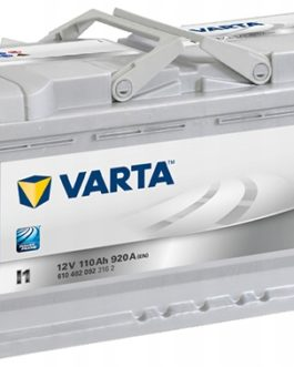 Akumulator 110Ah 920A P+ Varta Silver I1