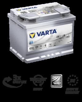 Akumulator 60Ah 680A D52 VARTA AGM