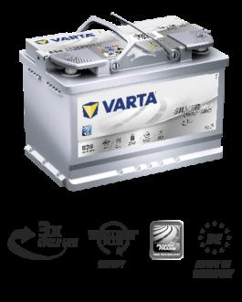 Akumulator 70Ah 760A E39 VARTA AGM