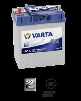 Akumulator 40Ah 330A L+ Varta Blue A14 Japan