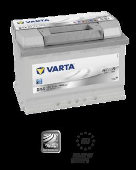Akumulator 77Ah 780A P+ Varta Silver E44