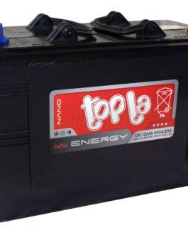 Akumulator Topla Energy TRUCK 120Ah 900A P+