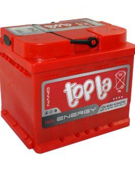 TOPLA ENERGY 45Ah 420A PRAWY+