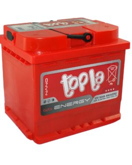 TOPLA ENERGY 50Ah 480A PRAWY+