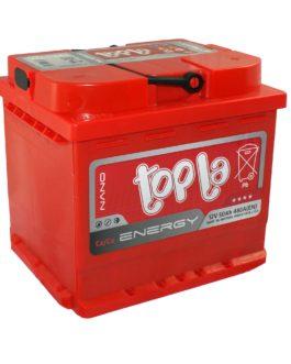 Akumulator Topla Energy 50Ah 480A P+