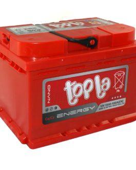 TOPLA ENERGY 55Ah 550A PRAWY+