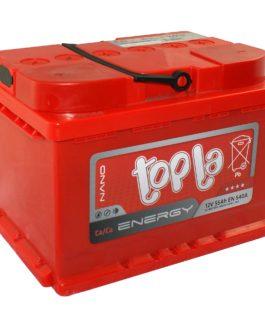 TOPLA ENERGY 55Ah 550A LEWY+