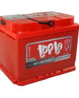 TOPLA ENERGY 60Ah 600A LEWY+