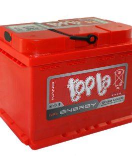 TOPLA ENERGY 66Ah 620A PRAWY+