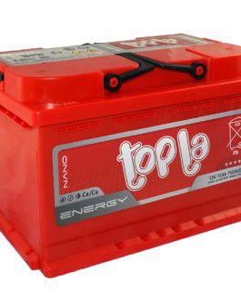 TOPLA ENERGY 75Ah 750A PRAWY+
