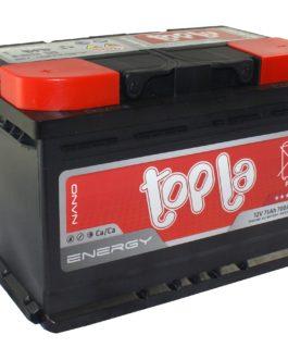 TOPLA ENERGY 75Ah 700A LEWY+