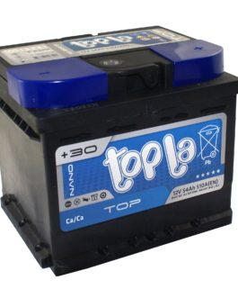 Akumulator Topla Top 54Ah 510A P+