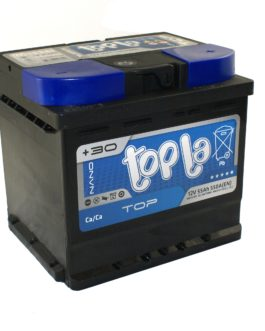 Akumulator Topla Top 55Ah 550A P+