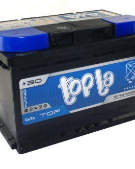 TOPLA TOP 78Ah 780A PRAWY+