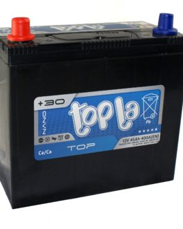 TOPLA TOP JAPAN 45Ah 300A 54524/51 MF LEWY+