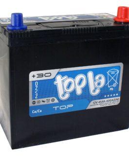 TOPLA TOP JAPAN 45Ah 300A 54523/84 MF PRAWY+