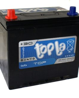 Akumulator Topla Top Japan 60Ah 500A L+