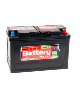 Akumulator Battery Polska 125Ah 800A