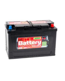 Akumulator Battery Polska 125Ah 800A