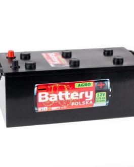 Akumulator Battery Polska 170Ah 1000A