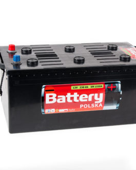 Akumulator Battery Polska 230Ah 1350A