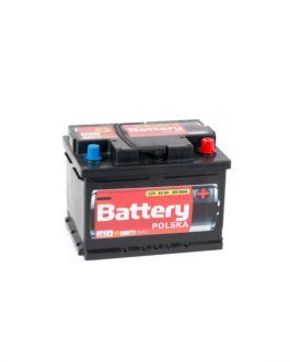 Akumulator Battery Polska Black 65Ah 540A