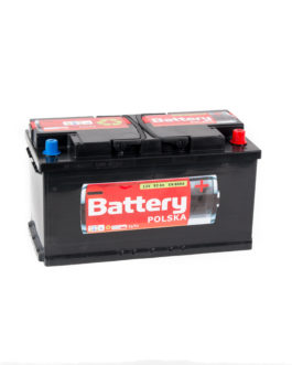 Akumulator Battery Polska Black 92Ah 800A