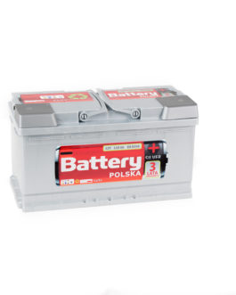 Akumulator Battery Polska Silver 110Ah 950A