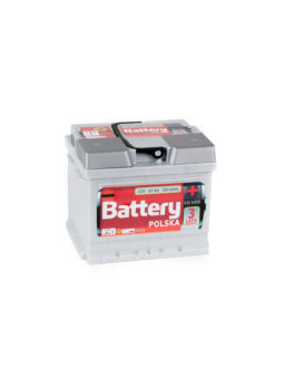 Kopia Akumulator Battery Polska Silver 47Ah 450A