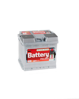 Akumulator Battery Polska Silver 52Ah 470A