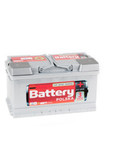 Akumulator Battery Polska Silver 85Ah 850A