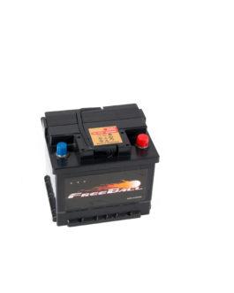Akumulator Freeball Black 45Ah 450A Prawy+