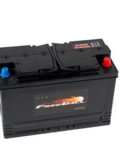 Akumulator Freeball Black 125Ah 800A