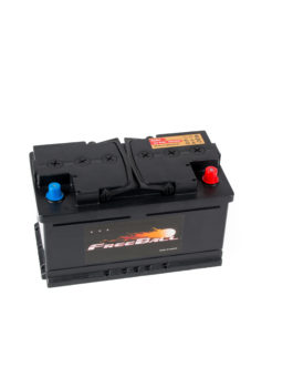 Akumulator Freeball Black 85Ah 850A Prawy+