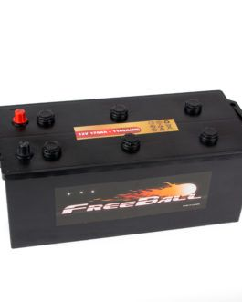 Akumulator Freeball Black 170Ah 1100A