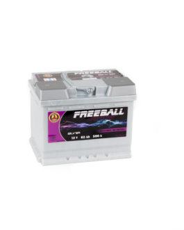 Akumulator Freeball Silver 62Ah 590A Prawy+
