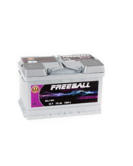 Akumulator Freeball Silver 75Ah 780A Prawy+