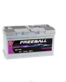 Akumulator Freeball Silver 110Ah 950A Prawy+