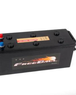 Akumulator Freeball Black 140Ah 900A