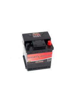 Akumulator Gepard Black 40Ah 380A (kostka)