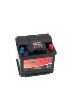 Akumulator Gepard Black 45Ah 420A