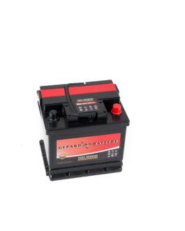 Akumulator Gepard Black 50Ah 450A