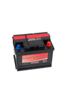 Akumulator Gepard Black 55Ah 510A