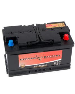 Akumulator Gepard Black 85Ah 850A