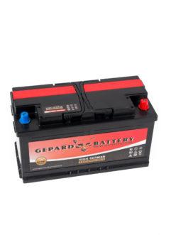 Akumulator Gepard Black 90Ah 800A