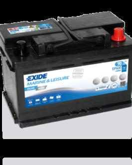 Exide Dual AGM EP 600