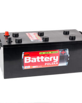 Akumulator Battery Polska 180Ah 1150A