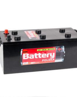 Akumulator Battery Polska 180Ah 1150A
