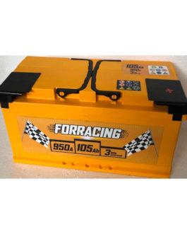 Akumulator FORRACING 105Ah 950A